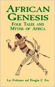 African Genesis: Folk Tales and Myths of Africa - EyeSeeMe African American Children's Bookstore
