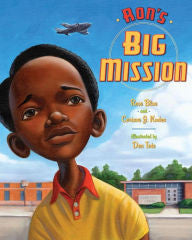 Ron's Big Mission - EyeSeeMe African American Children's Bookstore