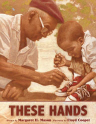 These Hands - EyeSeeMe African American Children's Bookstore