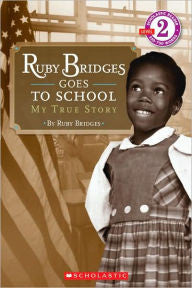 Ruby Bridges Goes to School: My True Story - EyeSeeMe African American Children's Bookstore