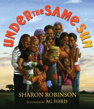 Under the Same Sun - EyeSeeMe African American Children's Bookstore