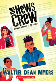 The News Crew: The Cruisers (Book 1) - EyeSeeMe African American Children's Bookstore