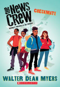 The News Crew: Checkmate ( Book 2) - EyeSeeMe African American Children's Bookstore