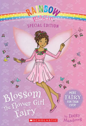 Rainbow Magic: Special Edition:  Blossom the Flower Girl Fairy
