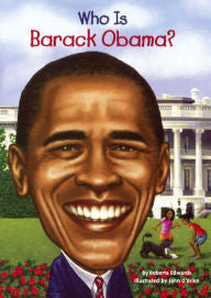 Who Is Barack Obama? - EyeSeeMe African American Children's Bookstore