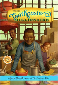 The Toothpaste Millionaire - EyeSeeMe African American Children's Bookstore