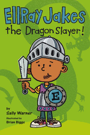 Ellray Jakes the Dragon Slayer   (Series #4) - EyeSeeMe African American Children's Bookstore