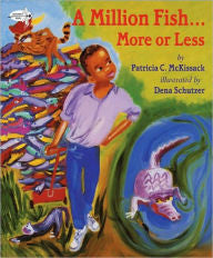 A Million Fish...More or Less - EyeSeeMe African American Children's Bookstore
