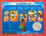 A Chair for My Mother - EyeSeeMe African American Children's Bookstore