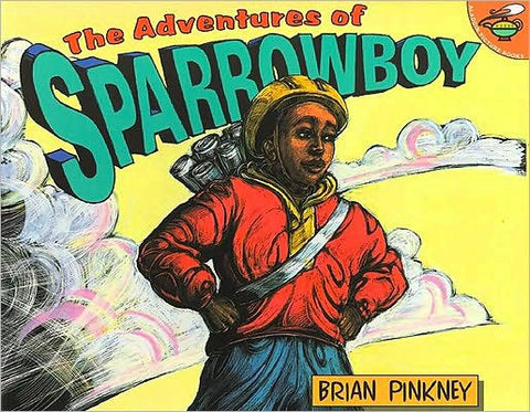 Adventures of Sparrowboy