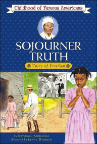 Sojourner Truth: Voice of Freedom - EyeSeeMe African American Children's Bookstore