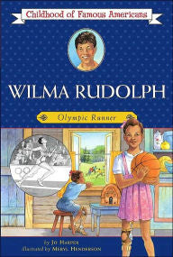 Wilma Rudolph: Olympic Runner - EyeSeeMe African American Children's Bookstore