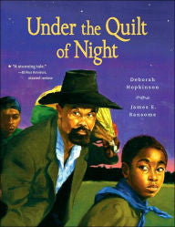 Under the Quilt of Night - EyeSeeMe African American Children's Bookstore