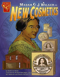 Madam C. J. Walker and New Cosmetics - EyeSeeMe African American Children's Bookstore