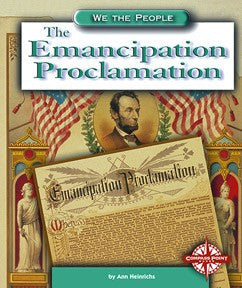 The Emancipation Proclamation - EyeSeeMe African American Children's Bookstore