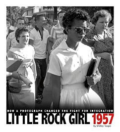Little Rock Girl 1957: How a Photograph Changed the Fight for Integration - EyeSeeMe African American Children's Bookstore