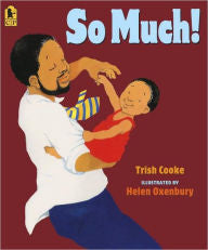 So Much! - EyeSeeMe African American Children's Bookstore