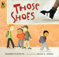 Those Shoes - EyeSeeMe African American Children's Bookstore