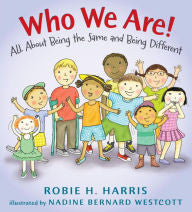 Who We Are!: All About Being the Same and Being Different - EyeSeeMe African American Children's Bookstore