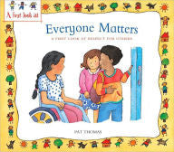 Everyone Matters: A First Look at Respect for Others - EyeSeeMe African American Children's Bookstore