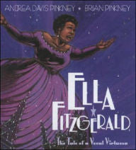 Ella Fitzgerald: The Tale of a Vocal Virtuosa - EyeSeeMe African American Children's Bookstore