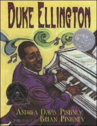 Duke Ellington: The Piano Prince and His Orchestra - EyeSeeMe African American Children's Bookstore