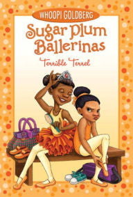 Terrible Terrel (Sugar Plum Ballerinas Series) - EyeSeeMe African American Children's Bookstore