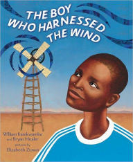 The Boy Who Harnessed the Wind: Picture Book Edition - EyeSeeMe African American Children's Bookstore