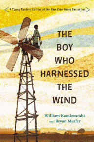 The Boy Who Harnessed the Wind: Young Readers Edition - EyeSeeMe African American Children's Bookstore