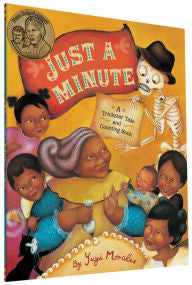 Just a Minute: A Trickster Tale and Counting Book - EyeSeeMe African American Children's Bookstore