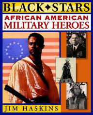 Black Stars - African American Military Heroes - EyeSeeMe African American Children's Bookstore