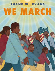 We March - EyeSeeMe African American Children's Bookstore