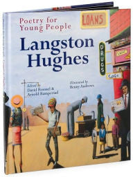 Poetry for Young People: Langston Hughes - Poem - EyeSeeMe African American Children's Bookstore