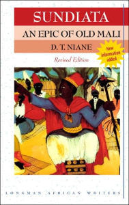 Sundiata an Epic of Old Mali / Edition 2 - EyeSeeMe African American Children's Bookstore