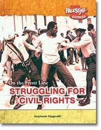 Struggling for Civil Rights (lower reading level) - EyeSeeMe African American Children's Bookstore