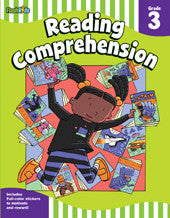 Workbook: Reading Comprehension (Grade 3) - EyeSeeMe African American Children's Bookstore