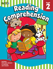 Workbook: Reading Comprehension  (Grade 2) - EyeSeeMe African American Children's Bookstore