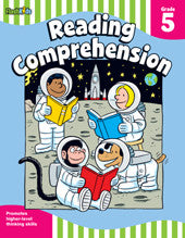 Workbook: Reading Comprehension  (Grade 5) - EyeSeeMe African American Children's Bookstore