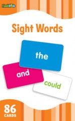 Flash Cards: Sight Words  (Grade K - 3) - EyeSeeMe African American Children's Bookstore