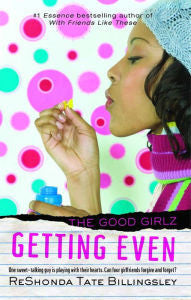 The Good Girlz Series #4: Getting Even - EyeSeeMe African American Children's Bookstore