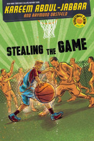 Streetball Crew Book Two Stealing the Game - EyeSeeMe African American Children's Bookstore