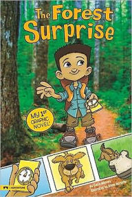 The Forest Surprise - EyeSeeMe African American Children's Bookstore