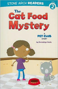 A Pet Club Story: The Cat Food Mystery (Level 2) - EyeSeeMe African American Children's Bookstore