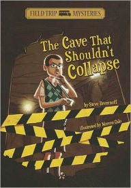 The Field Trip Mysteries - The Cave That Shouldn't Collapse - EyeSeeMe African American Children's Bookstore