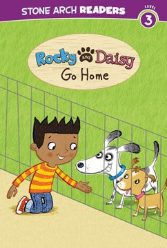 Rocky and Daisy Go Home - EyeSeeMe African American Children's Bookstore