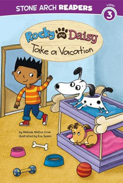 Rocky and Daisy Take a Vacation - EyeSeeMe African American Children's Bookstore