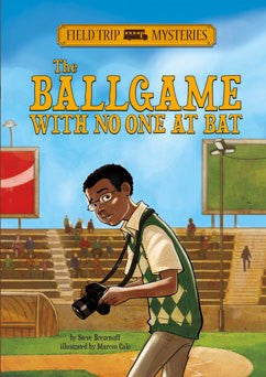 The Ballgame with No One at Bat - EyeSeeMe African American Children's Bookstore