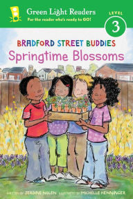 Green Light Readers - Bradford Street Buddies: Springtime Blossoms (Level 3)