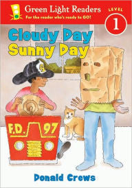 Green Light Readers - Cloudy Day Sunny Day