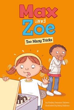 Max and Zoe: Too Many Tricks - EyeSeeMe African American Children's Bookstore